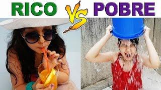 RICO VS POBRE 2 | Luluca