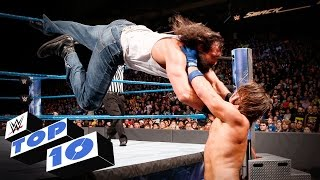 Top 10 SmackDown LIVE moments: WWE Top 10, Feb. 28, 2017
