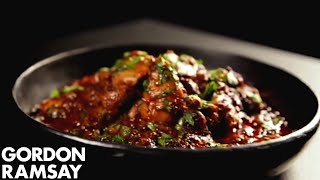 Chilli Chicken With Ginger & Coriander - Gordon Ramsay
