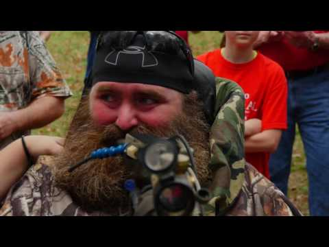 ALS Arkansas Wish Fufillment Willie Robertson