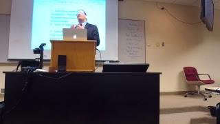 ConLaw Class 9 - The Executive Power I