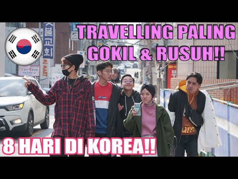 LIBURAN KE KOREA!! ( BARENG KPOP INFLUENCER INDONESIA ) #VLOG Day 1