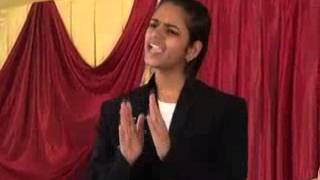 vrushali dharme inspirational speech marathi 2014 part 2