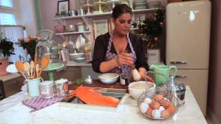 Leilas food channel - Leila gravar lax / How to make gravlax