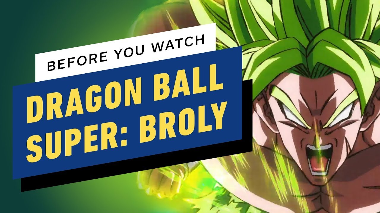 Download Dragon Ball Super: Broly - What To Know Before You Watch