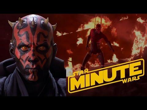 Darth Maul (Canon) - Star Wars Explained