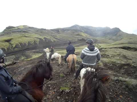 Iceland on horseback 2013 part 4
