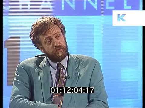 1990s Jeremy Corbyn Interview on Gerry Adams