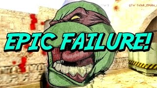 �������� ���� EPIC FAILURE! - by domidy ������