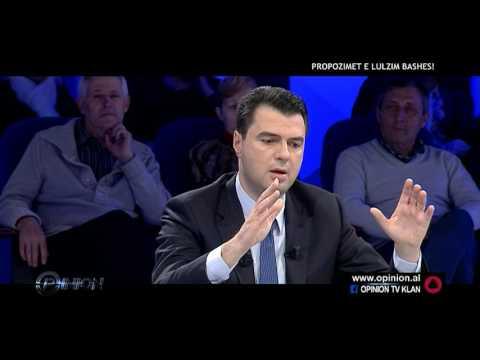 Opinion - Propozimet e Lulzim Bashes! (01 dhjetor 2016)