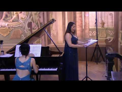 Barbara Frittoli canta Santa Caterina di Bacchini R.