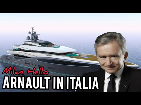 ARNAULT IN ITALIA! - Longoni e Nitti - Milan Hello #acmilan #arnault #milan #lvmh #milano