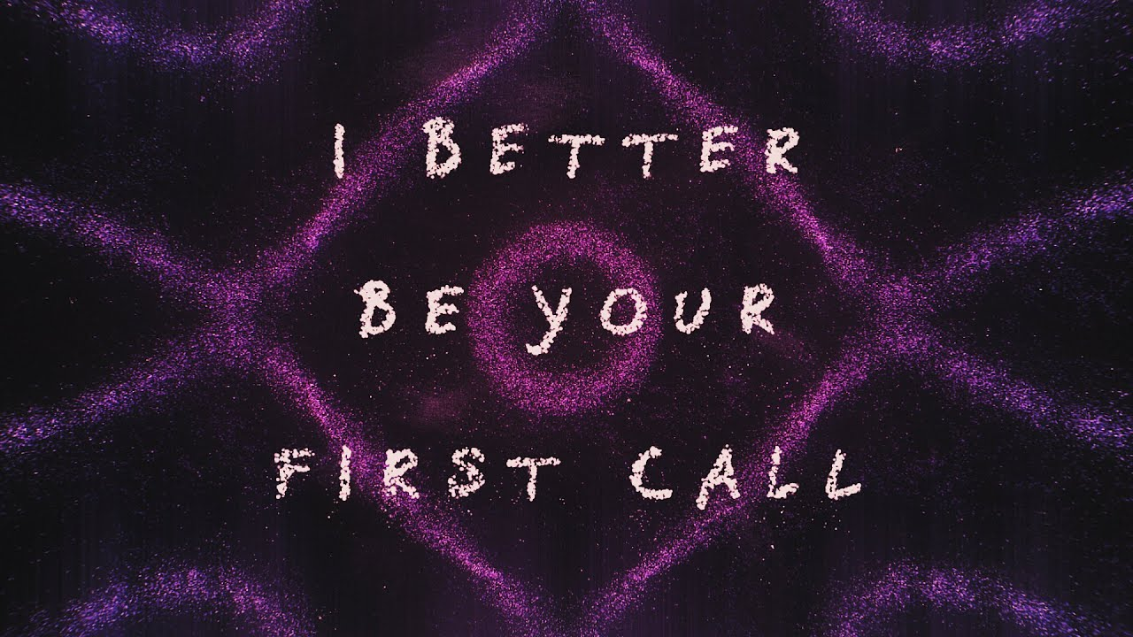 JESSIA - First Call (Official Lyric Video)