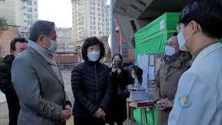박진 의원, 강남구립행복요양병원 방문3