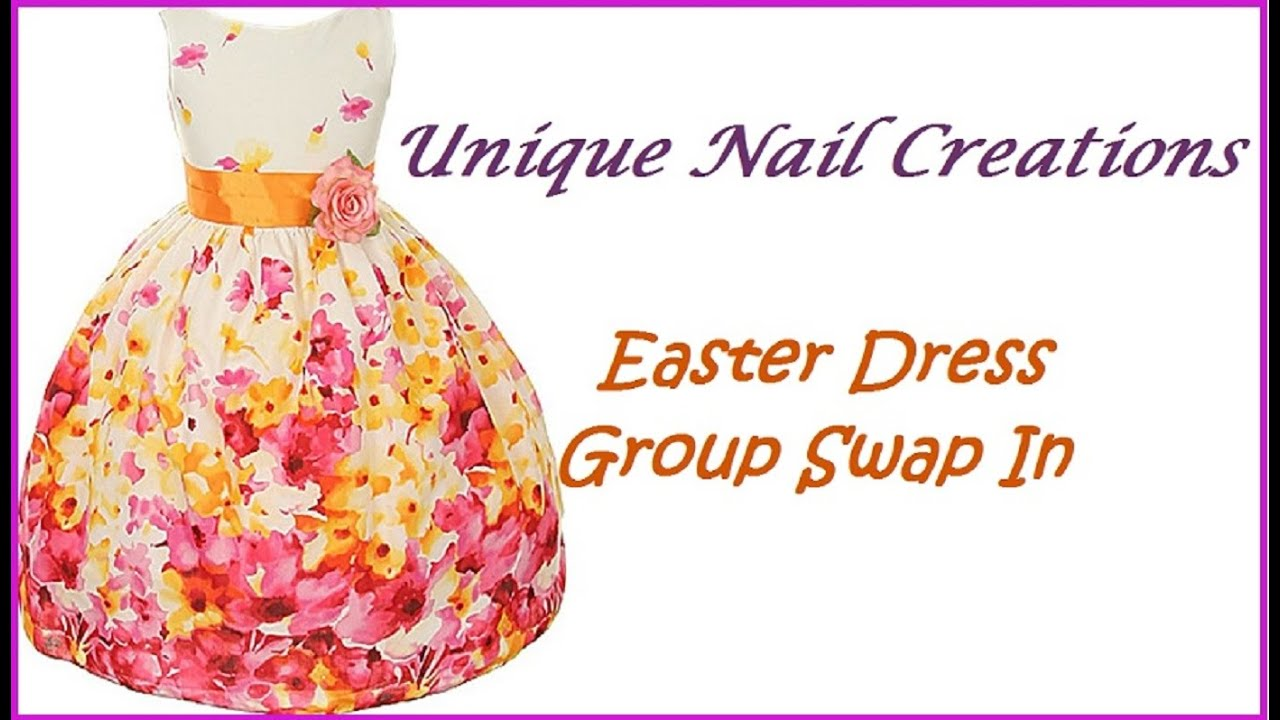 Unique Easter Dresses
