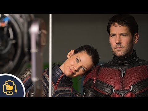 Marvel Sequels Talk With Paul Rudd and Evangeline Lilly Of Ant-Man and The Wasp