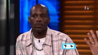Rapper *DMX on Dr. Phil talks about illuminate!!!!