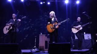 "Brandi Carlile ""By The Way, I Forgive You"" in concert 12-13-2017 Anaheim HOB California"