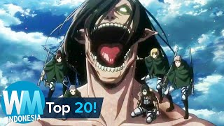 20 Momen Attack on Titan Teratas