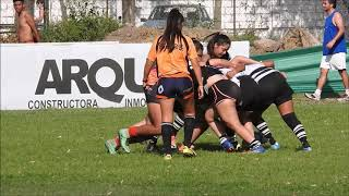 "Torneo ""Reinas del Rugby"" 2018"