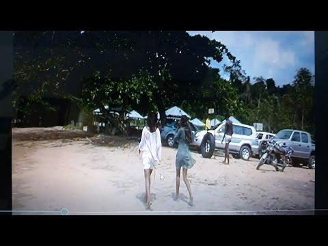 EQUATORIAL GUINEA ARENA BLANCA BEACH BIOKO ISLAND