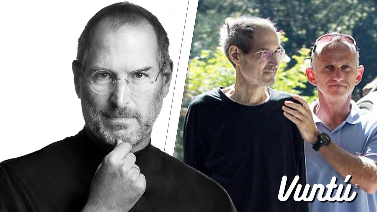 ab4abbb7135 Estas fueron las últimas palabras de Steve Jobs minutos antes de morir