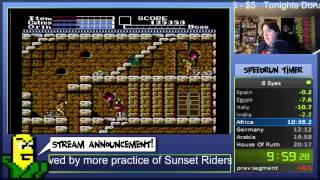 Hey everyone here is the live cast of my new World Record in 8 Eyes for the nes the history of the run for this game goes I had it with 21:15 which is still on ...