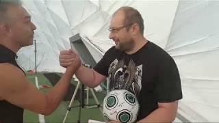 Live Z Hali Krosno - w Gościnie u Beniaminka Krosno -Wakacyjne Zabawy z Piłką