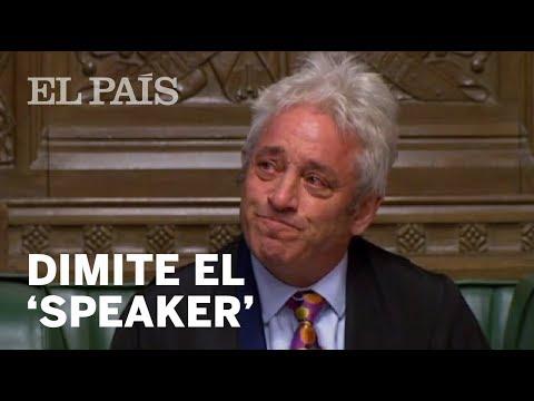 DIMITE el 'SPEAKER'