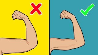 Super ARM FLAB Workout: 6 Minute Workout To Get Rid Of Flabby Arms!