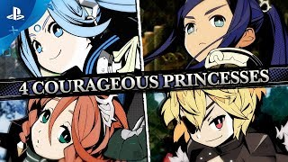 The Princess Guide - Your 4 Knights Princesses | PS4