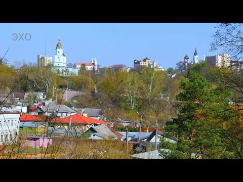 Весенняя прогулка по Житомиру-Часть 6(Spring walk in Zhytomyr-6)4К Ultra HD - Видео