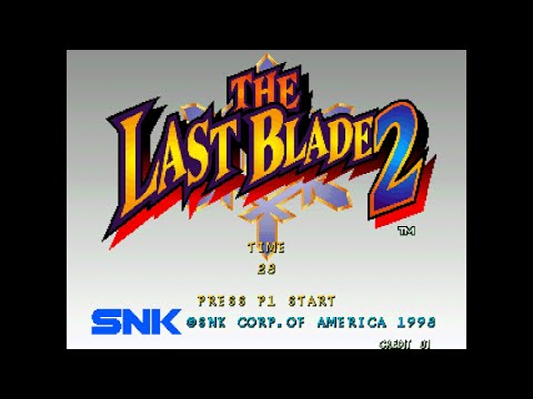 20 Mins Of...The Last Blade 2 Intro (US/Arcade) |