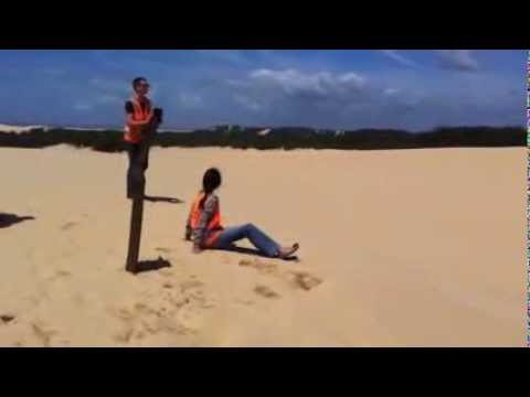 Sand Dune Adventures  Sandboarding Quad Bikes Port Stephens NSW