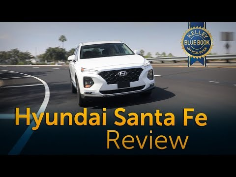 2019 Hyundai Santa Fe -  Review & Road Test