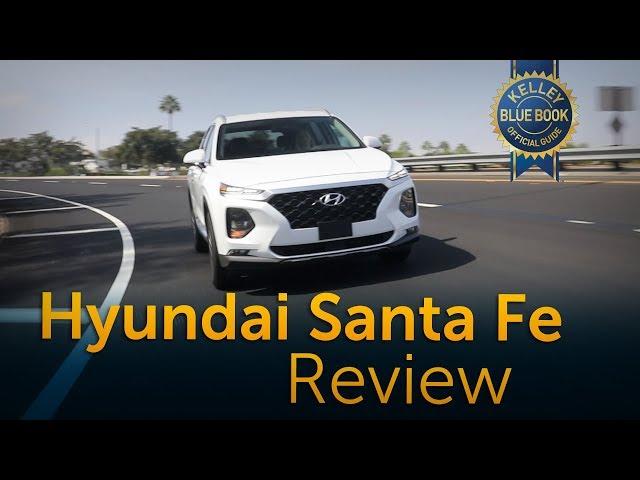 2019 Hyundai Santa Fe -  Review & Road Test