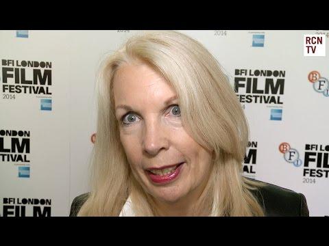 BFI London Film Festival 2014 Amanda Nevill Interview
