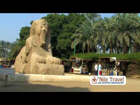 Nile Travel - Rondreis Cairo & Hurghada