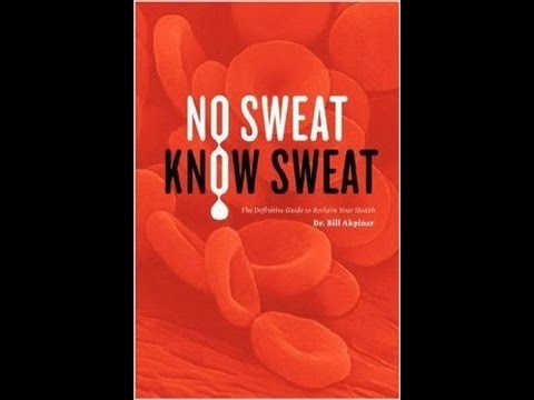 The Benefits of Sweat Therapy part 1