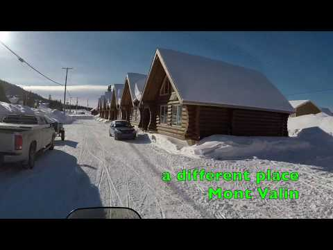 Snowmobile Quebec Part 1/2 Jan 2018