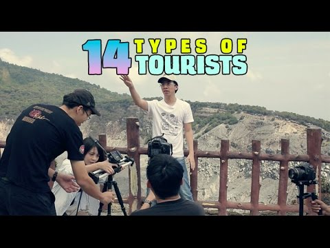14 Types Of Tourists