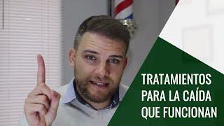 TRATAMIENTOS ANTI-CAÍDA QUE FUNCIONAN