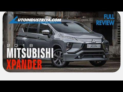 2018 Mitsubishi Xpander GLS Sport - Full Review