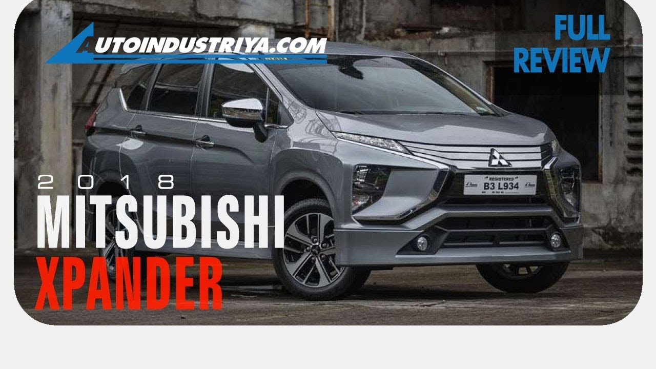 2018 Mitsubishi Xpander Gls Sport Full Review Youtube