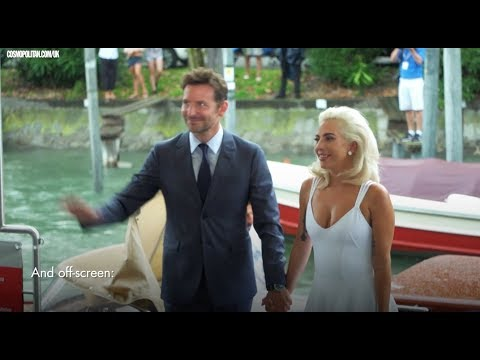 Lady Gaga and Bradley Cooper&39;s Cutest Moments  Cosmopolitan UK