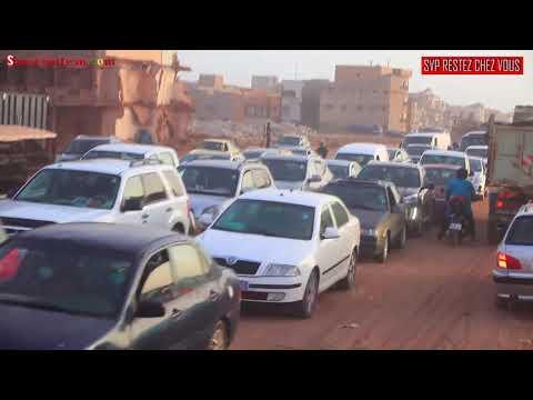 Situation de la VDN aux heures de descentes : Un cauchemar pour les automobilistes