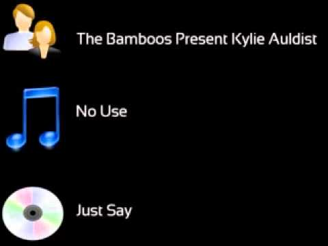The Bamboos Present Kylie Auldist - No Use