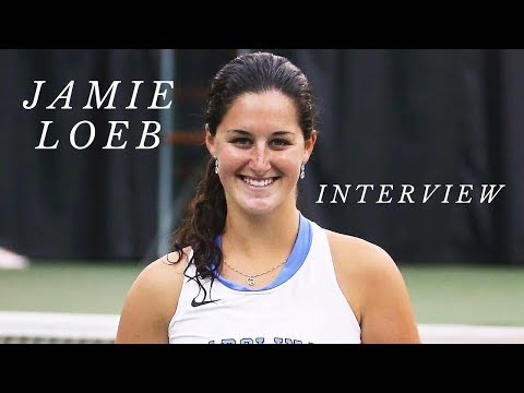 From NCAA Champion to a rivalry with John McEnroe - The Story of Professioanl Tennis Player, Jamie Loeb