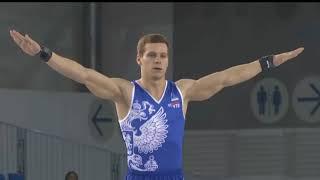Daniil Kazachkov FX EF - Universiade Taipei 2017