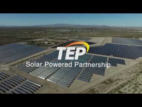 Solar Powered Partnership